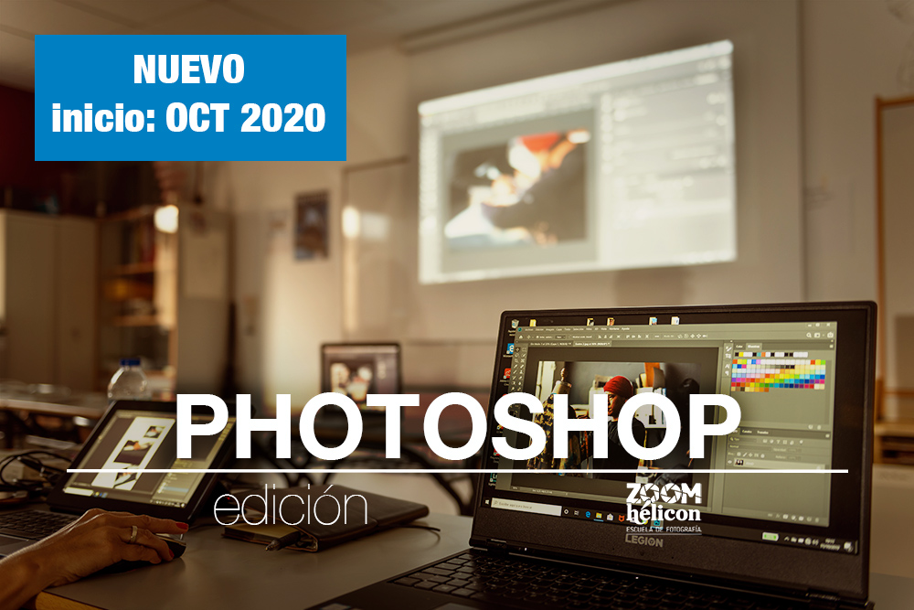 Curso de Photoshop Zoom Hélicon